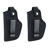 2PCS Right left Hand Pistol Holster Concealed Carry for CPX 2 9mm Taurus G2 G19