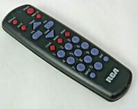 RCA Universal Remote Control for TV VCR DVD amp; Cable $8.88