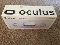 OCULUS QUEST 2 64GB from FACEBOOK VR WHITE HEADSET 2 TOUCH CONTROLLERS $295.00