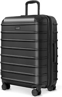 Solgaard Classic Check In Hardshell Suitcase Lightweight Travel Luggage with