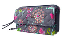 NEW Vera Bradley Mickey Mouse and Friends All in One Crossbody and Wristlet