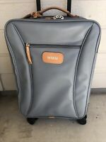 Jon Hart Luggage Suitcase Wheels Carry On 20in Gray