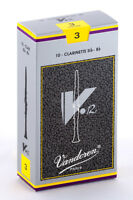 1 box of Bb clarinet V12 reeds - 3 - Vandoren