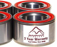 Polaris RZR XP 4 900 1000 Scrambler 850 Front & Rear Wheel Bearings Quantity 4
