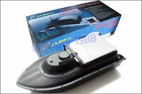 Remote Control Bait Boat With Fish Finder Upgrade Eiditon of JABO-2BS RC boat