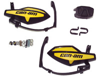 2012-2019 Can-Am Renegade Outlander OEM Left/Right Hand Guard Yellow C99