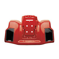 Honda ATC250R ATC 250R REAR ATV Fender Plastic RED NEW