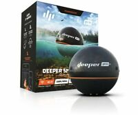 Deeper Smart Sonar PRO+ GPS Portable Wireless Fish Finder Shore