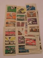 COLLECTION OF VINTAGE TYDOL FLYING STAMPS