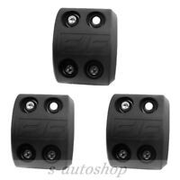 3X Winch Cable Hook Stopper Rubber Line Saver For ATV UTV Winches