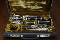 B Clarinete Buffet Crampon Pre-Prestige Full Boehm Perfect Condition + Case