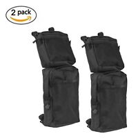 COCO ATV Fender Bags 2-Pack ATV Tank Saddle Bags, Cargo Storage Hunting B... New