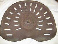 Antique Metal Machinery, or Tractor Seat
