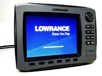 Lowrance HDS 8 w/Skimmer Transducer and NMEA Cables