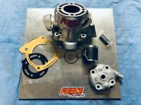 Honda CR85R Ported Race Cylinder Kit Piston Gaskets & Head CR85 90 Mod Mini Quad