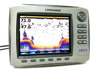 Lowrance HDS 8 Insight USA w/Cover and Transducer