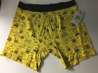 2b204f6a6fc4 New VANS Men's Boxer Brief Limited Edition Peanuts Snoopy Fitted Underwear  Sz XL
