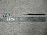 NEW MEGABASS LEVANTE 6'11 LIGHT EX-FAST WHIPSNAKE SPINNING ROD F3-611LVS
