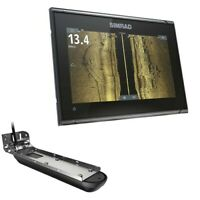 Simrad GO9 XSE Combo 000-14840-001 GO9 XSE with Active Imaging 3-in-1 - C-MAP