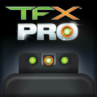 TruGlo TFX PRO CZ 75 Series Tritium Fiber Optic XTREME Sight Set-TG13CZ1PC