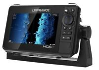 Lowrance HDS-7 LIVE with Active Imaging 3-in-1 Transducer FREE SHIPPING