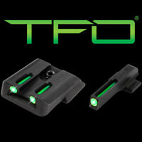 TruGlo S&W M&P/SD9/SD40/Shield & 2.0 Tritium FIber Optic (TFO) Sights-TG131MPT