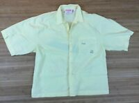 Rare Vintage Coca Cola Clothing Relax In The Shade Button Up Casual Shirt Fits L