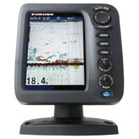 Furuno FCV628 FishFinder with 5.7� Color LCD and RezBoost� Technology