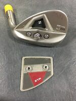 Tour Issue TaylorMade TP Raw xFT 60*/11 Milled Wedge Head Only
