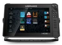 COMPLETE BOAT PACKAGE Lowrance HDS LIVE Active Imaging 3-in-1