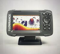 Fish finder with GPS Track Plotter and Bullet Transducer