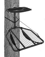 Big Game Hang-on Tree Stand Outdoor Deer Hunting Shooting Full-Body Safety New