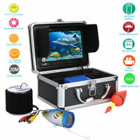7quot;LCD HD DVR Underwater Video Camera System 1000TV Lines Fishing Fish Finder