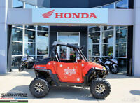 2014 Polaris RZR S 800 Indy Red Used
