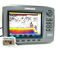 Lowrance HDS 8 Gen 2 Insight USA Fishfinder GPS