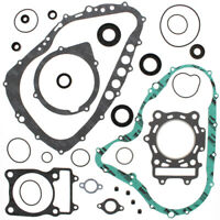 Complete Gasket Kit with Oil Seals For Arctic Cat 500 4x4 w/MT 2000 - 2001 500cc