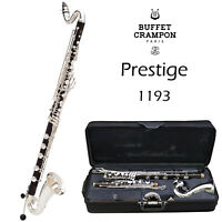 Buffet Crampon Bass Clarinet - 1193 Prestige to low C | BC1193-2-0 | Brand New!