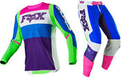 New 2020 Fox Racing 360 Linc Jersey & Pant Combo Multi-Colored All Sizes MX ATV