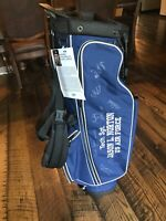 Folds Of Honor Ping Golf Bag Mint Condition Autographed