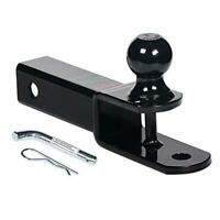 HiTow 3-in-1 ATV Towing Hitch Ball Mount adapter with 2