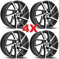 16 ALLOY MAG WHEELS RIMS 16X6.5 (4)