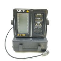 Eagle Z-5000 LCG Recorder Depth Fish Finder With Base