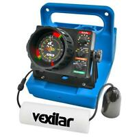 Vexilar FL-18 Genz Pack with 12 Deg Ice-Ducer /GP1812