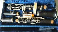 Noblet Model ND all wood clarinet -made in Paris - New pads/corks Pro Mouthpiece