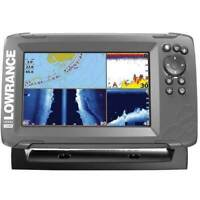 Lowrance Hook2-7 GPS with TripleShot Transducer US & Canada Maps 000-14294-001