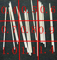 500PCS sax flute clarinet springs repair parts A variety of sizes