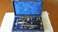 Normandy Resotone clarinet - Just repadded and ready to play