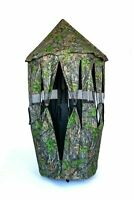 Bow Master Tree Stand Blind by Cooper Hunting + Free Bow Holder Same Day Ship !!