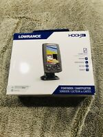 Lowrance Fish Finder Elite 4x