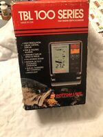 Fish Finder/Depth Sounder, BOTTOM LINE TBL 100 Series, Still In Plastic